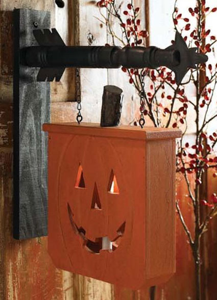 Pumpkin Arrow Replacement, by K & K Interiors