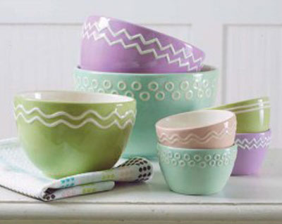 Easter Mixing Bowl, by Tag