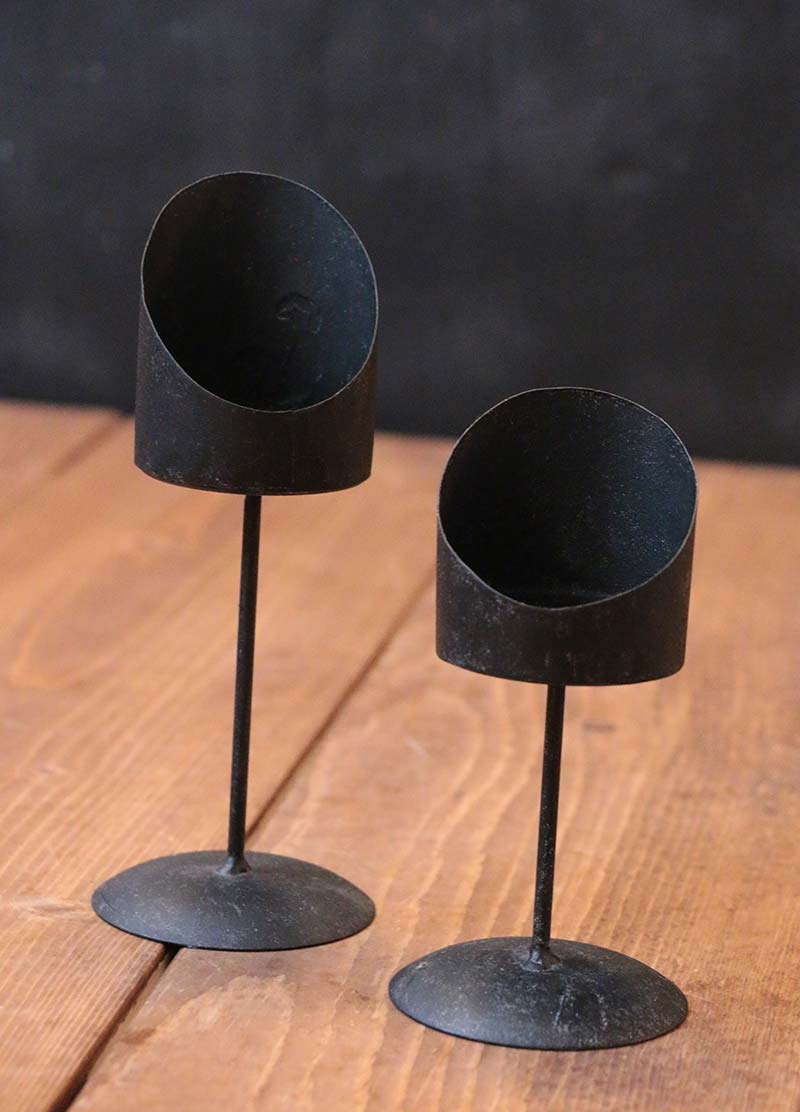 Medium Egg Cup Tealight Candle Holder, by The Hearthside Collection