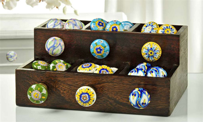 Ceramic Door Knob, by Giftcraft