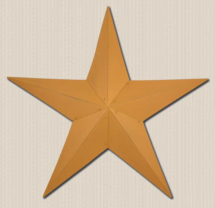 Primitive Wall Star, by The Hearthside Collection (36 inch size shown)
