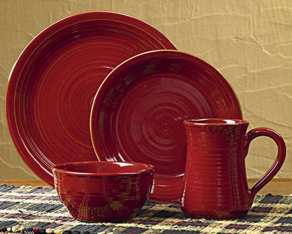 Aspen Dinnerware, by Park Designs