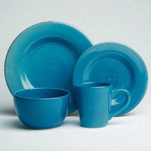 Sonoma Turquoise Dinnerware