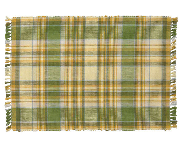 Lemongrass Placemat, by Park Designs