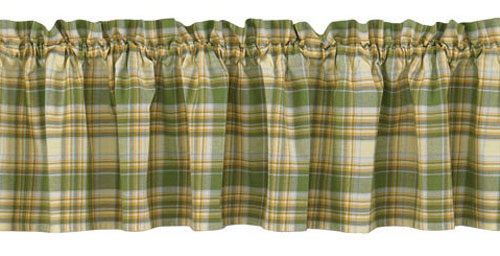 Lemongrass Valance, by Park Designs
