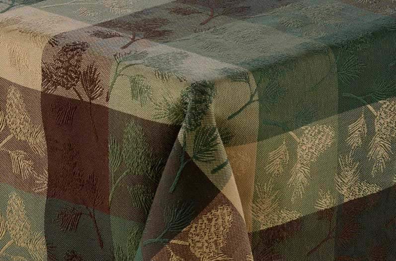 Pine Ridge Tablecloth, by Park Designs