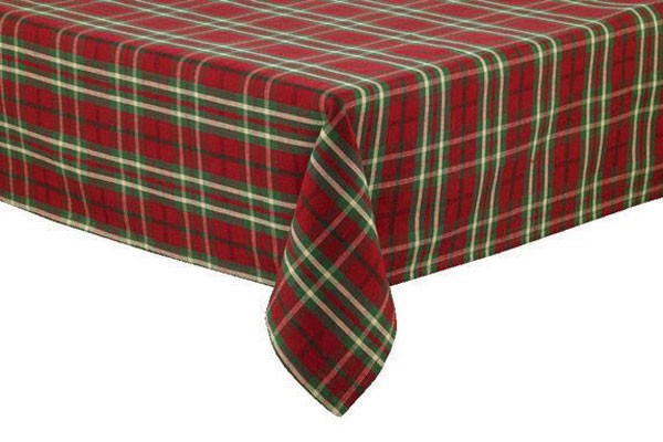 Cranberry Spice Tablecloth, by Park Designs