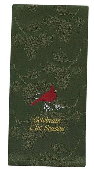 Celebrate the Season Dishtowel