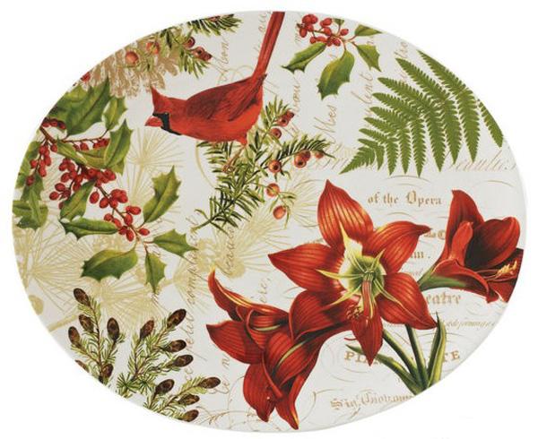 Nature Sings Platter