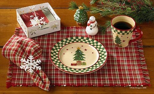 Holiday Cheer Dishtowel, by Park Designs