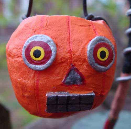 Robby Robot, by Lori Mitchell