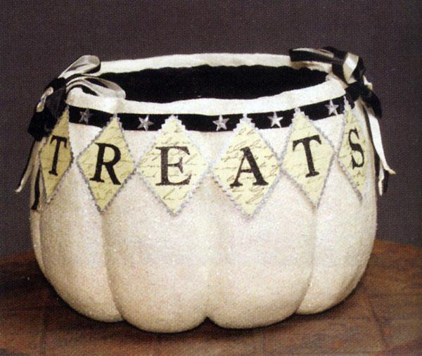 Treats Pumpkin, by ESC Trading Company