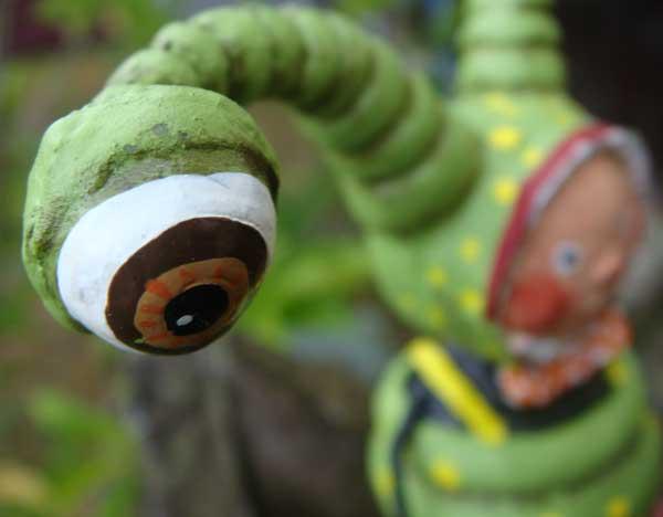 Little Alien, by Lori Mitchell