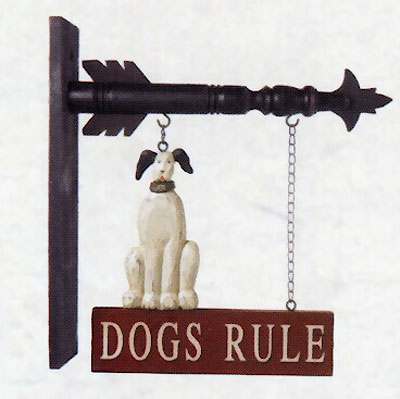 Dogs Rule Arrow Replacement
