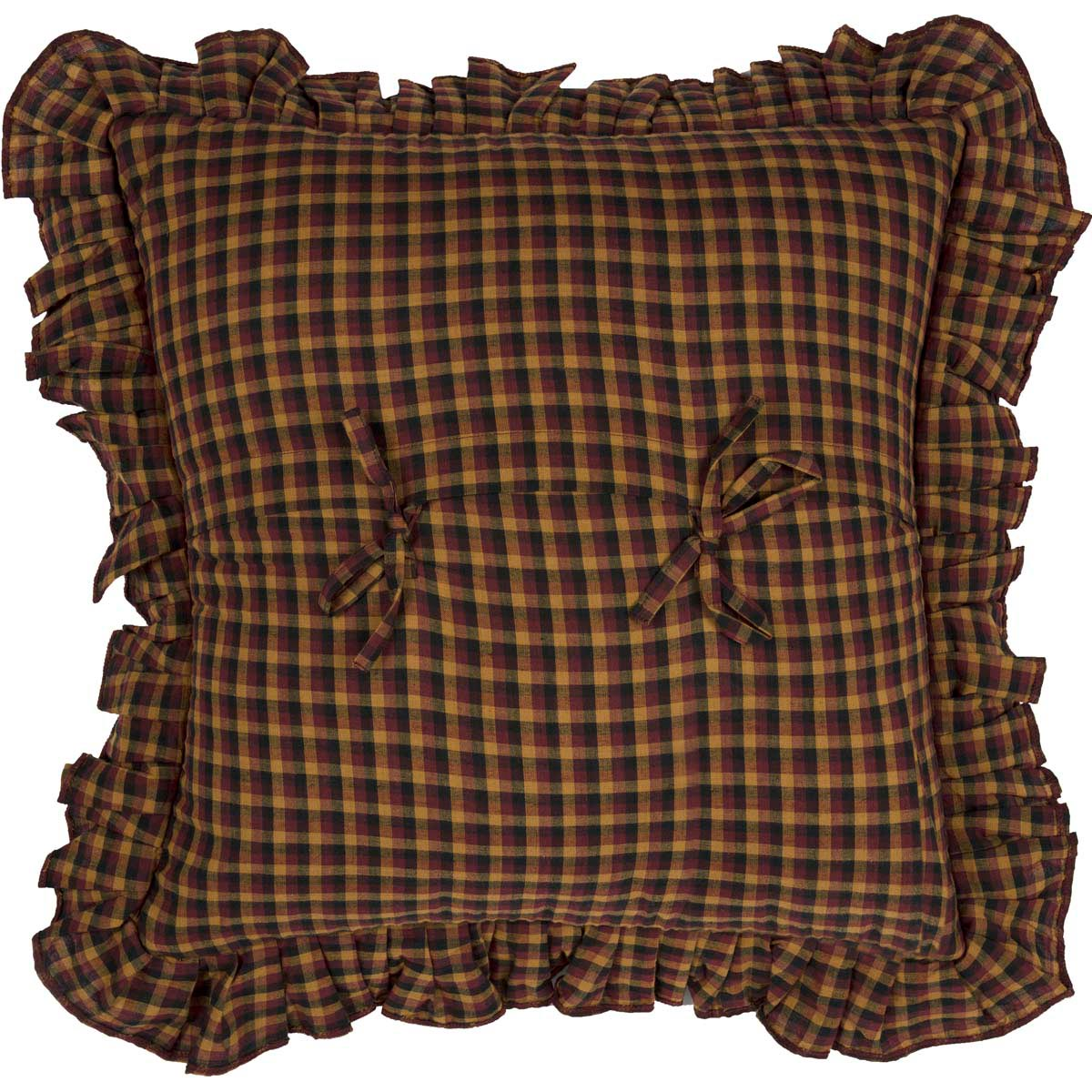 Primitive Crow Pillow, by VHC Brands.
