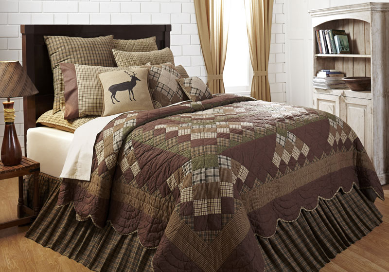 Barrington Luxury King Quilt By Nancy S Nook For