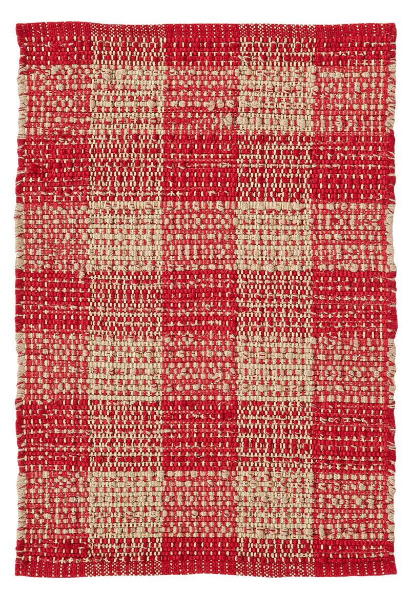 Breckenridge Wool & Cotton 20 x 30 inch Rug, by Victorian Heart.