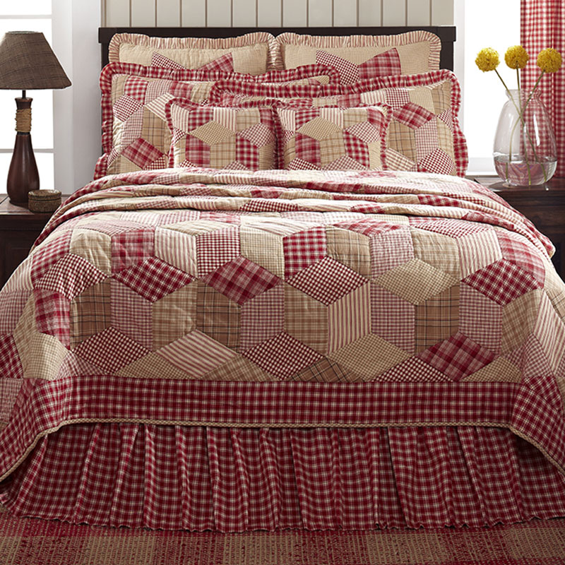 Breckenridge Quilt, by Victorian Heart