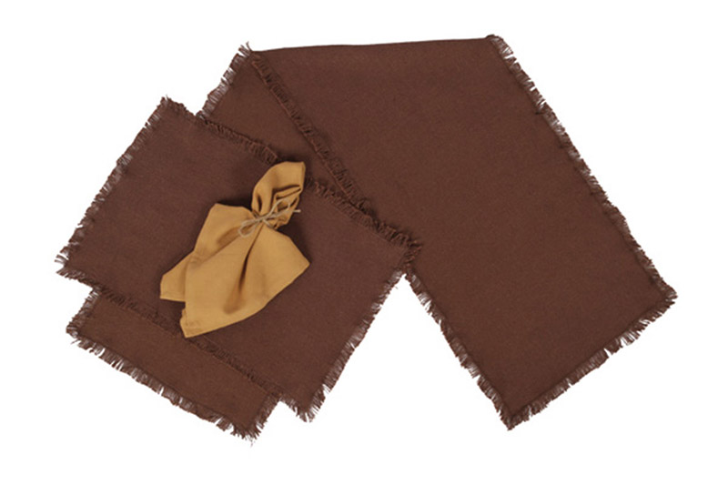 Burlap Brown Collection, by Victorian Heart