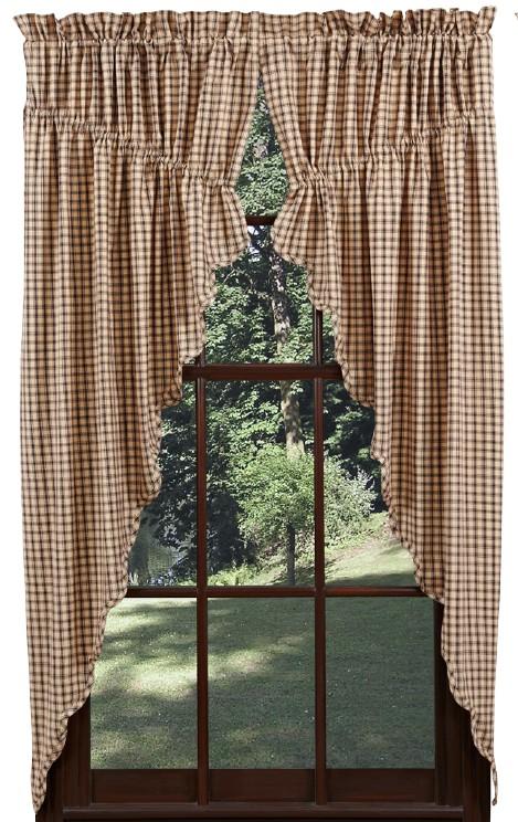 calistoga prairie curtain  by nancy u0026 39 s nook for victorian heart