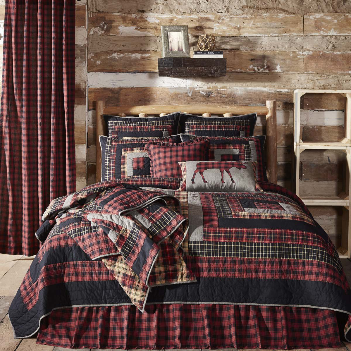 Cumberland Quilt, by VHC Brands