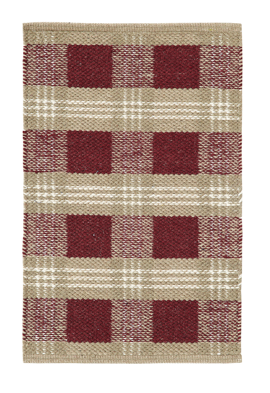 Everson Wool & Cotton Rug, by Lasting Impressions for VHC Brands