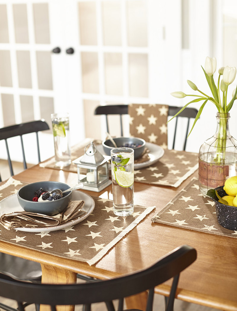 Stargazer Latte Placemats By Olivia 39 S Heartland The