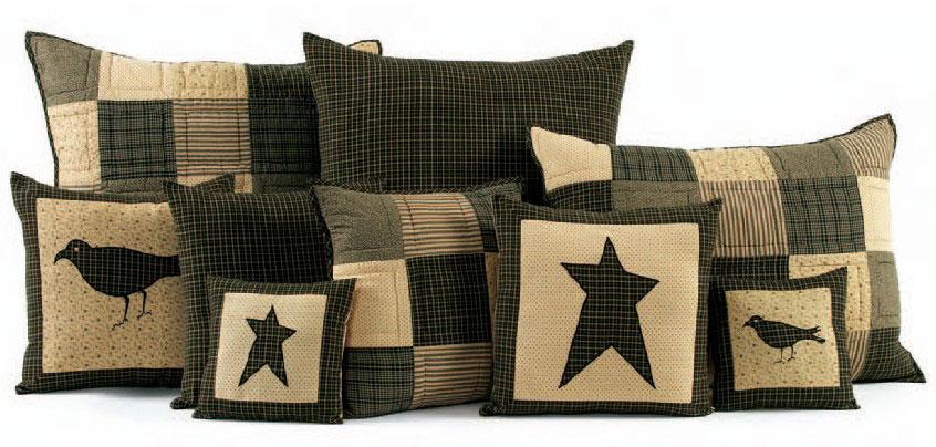 Kettle Grove Pillows