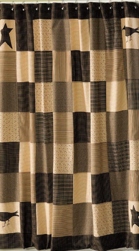 Kettle Grove Shower Curtain