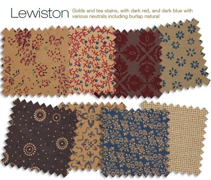 Lewiston Fabrics