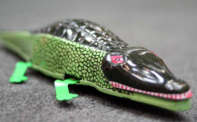 Wind Up Crocodile