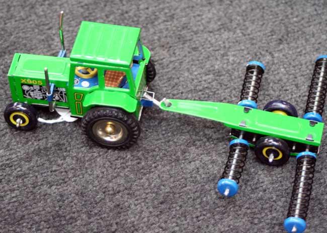 Green Tractor Equipment