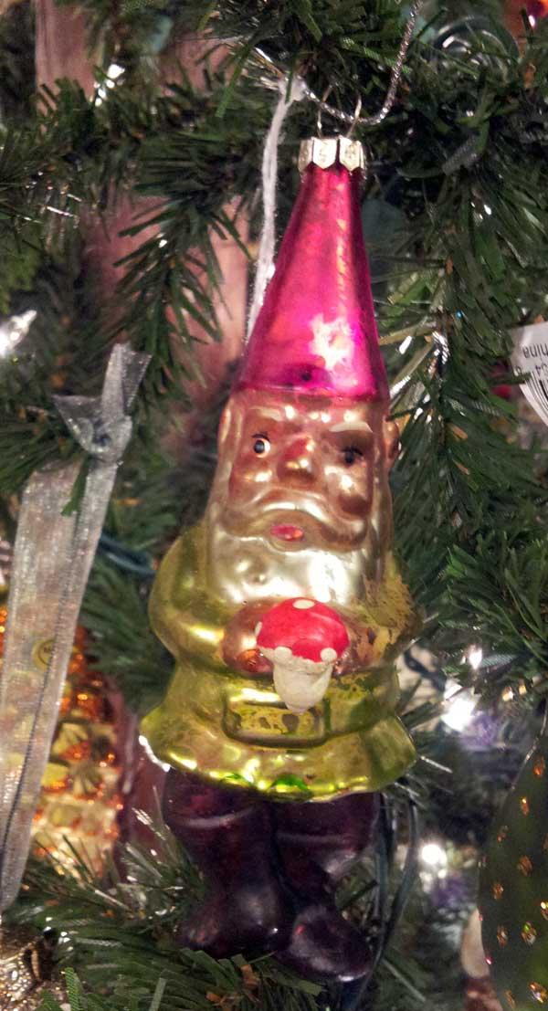 Magic Gnome Ornament, by Cody Foster