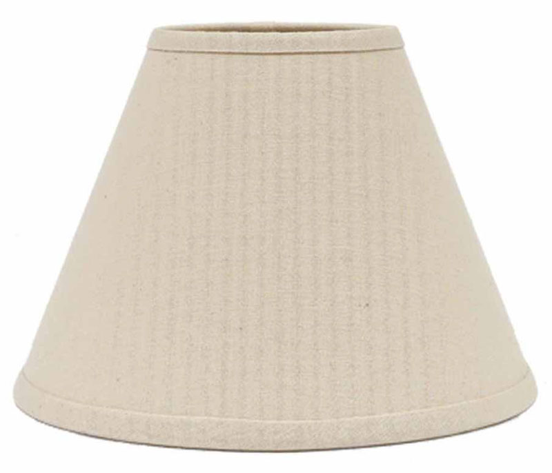 Osenburg Cream Lamp Shade, by Raghu.