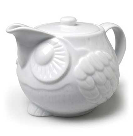 Owl Teapot, by Abbott Collection
