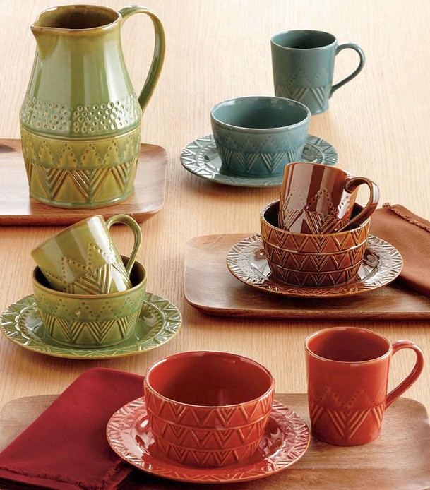 Sierra Stoneware Collection