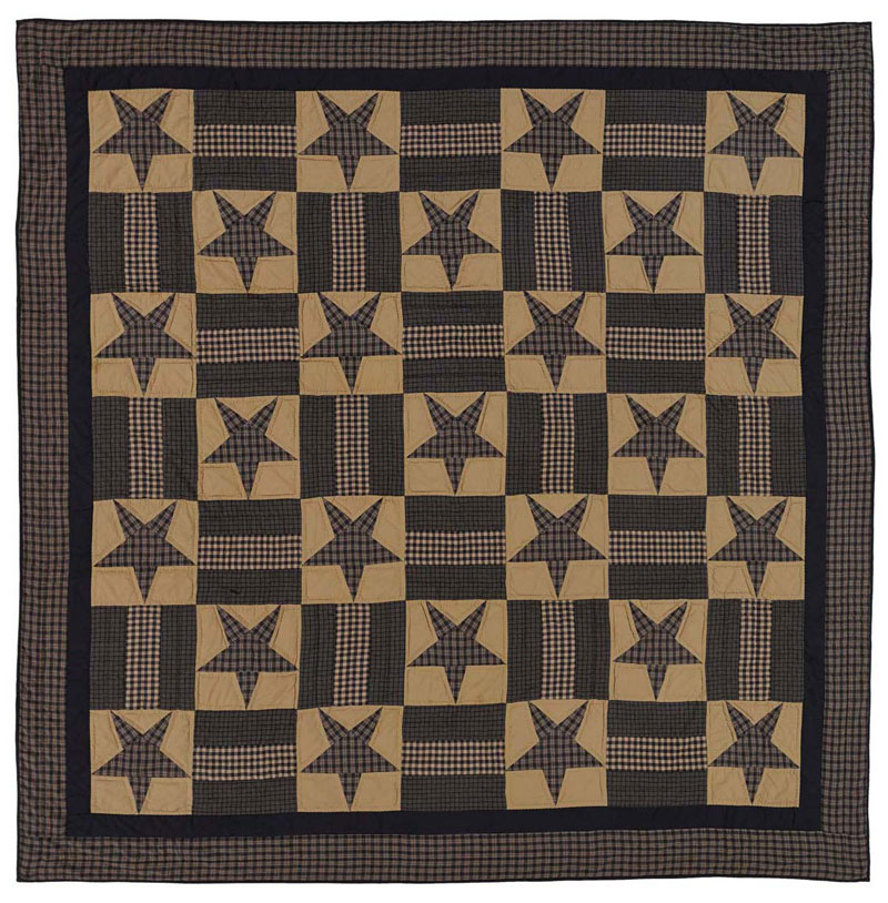 Teton Star Quilt, by Victorian Heart.