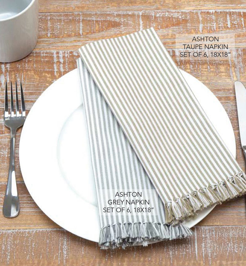 Ashton Collection - Napkins