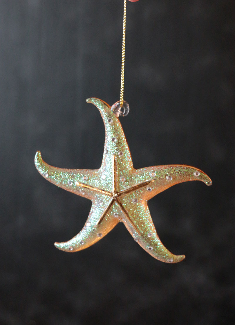 Sand Starfish Ornament, by Enesco