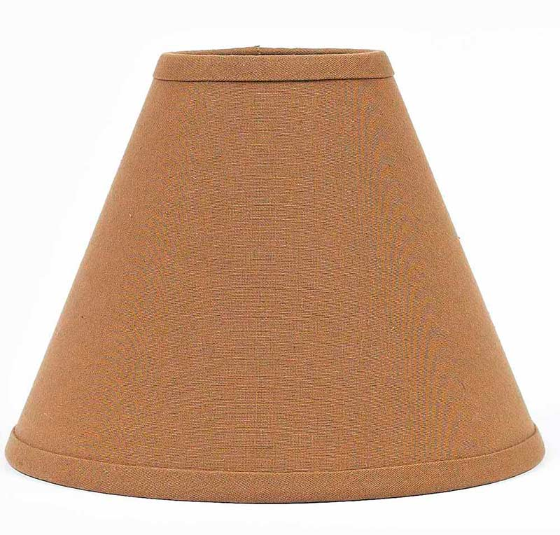 10 inch bradford mocha lampshade by raghu the weed patch. Black Bedroom Furniture Sets. Home Design Ideas