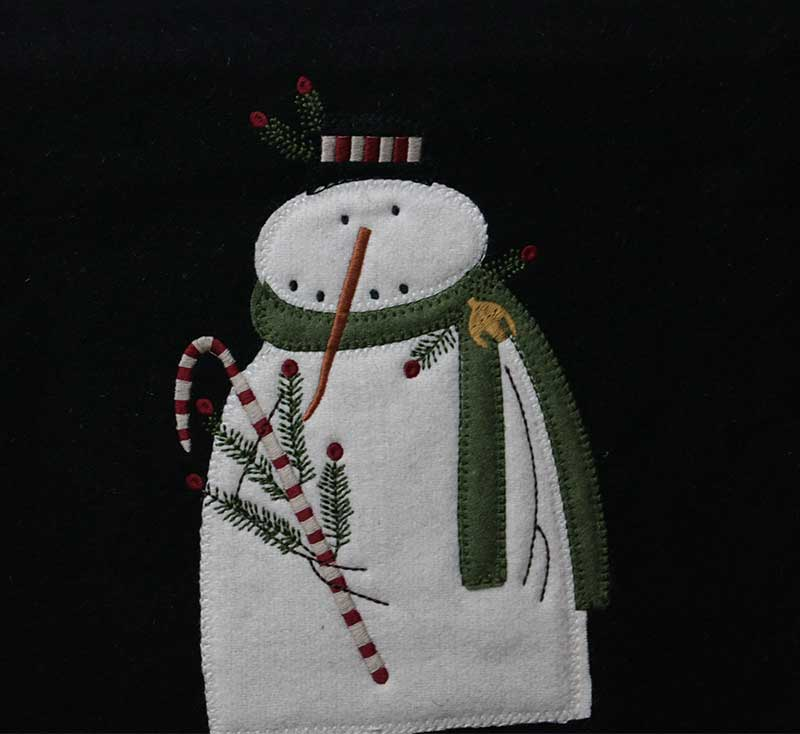 Mr. Winterberry Towel, by Raghu