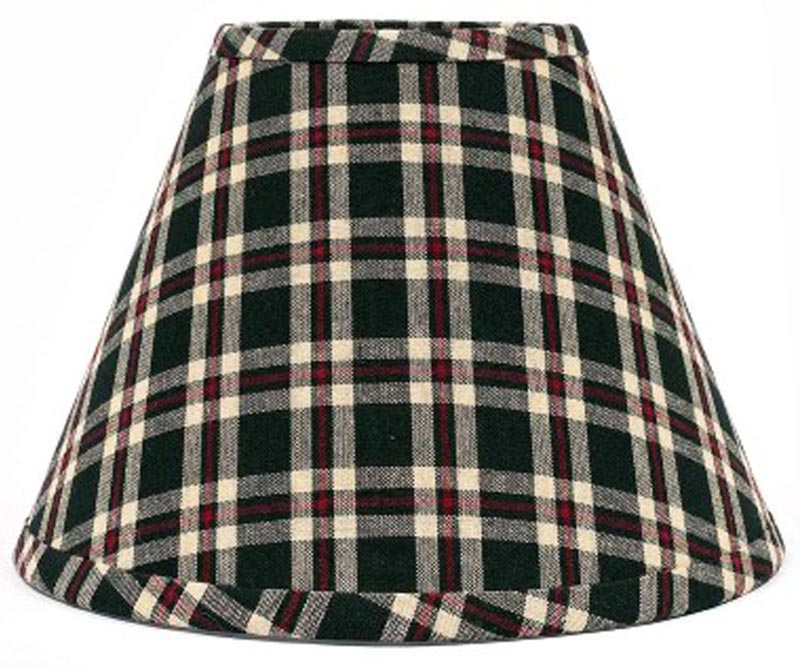 Penneyhill Plaid Lampshades, by Raghu.