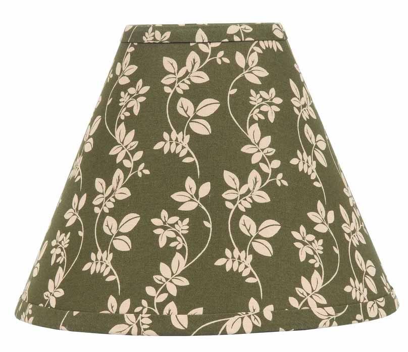 Charlotte Floral Lamp Shade, by Raghu