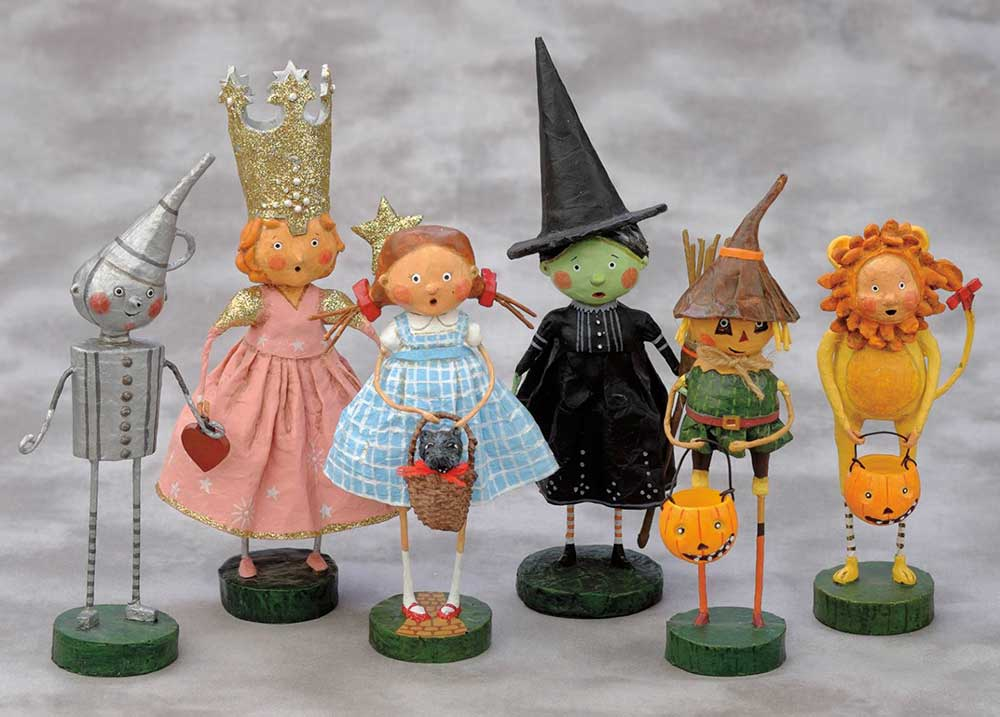 Lori Mitchell Wizard of Oz Figurines