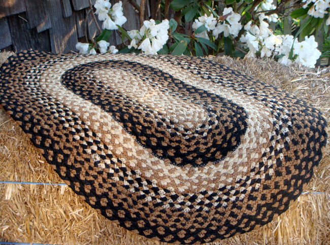 Stallion Braided Rug - Oval, 20 x 30