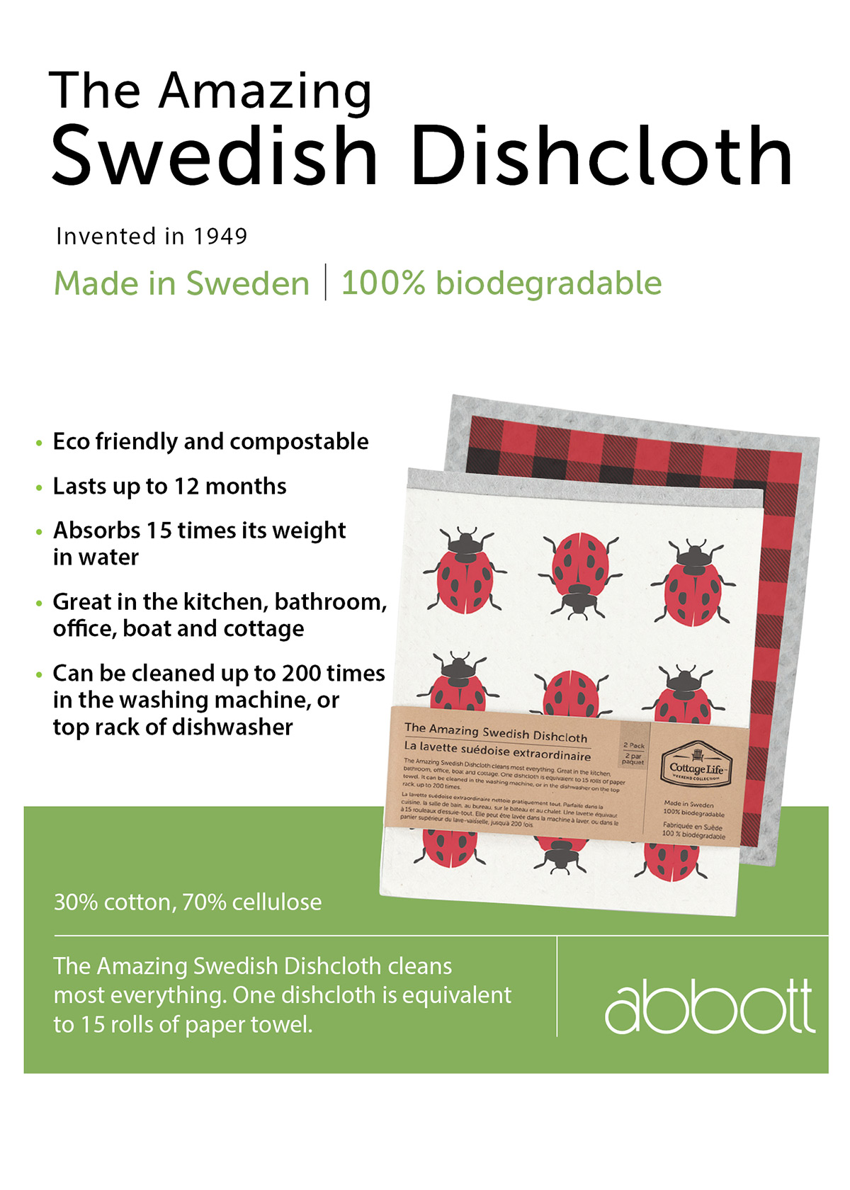 Swedish Dish Cloths