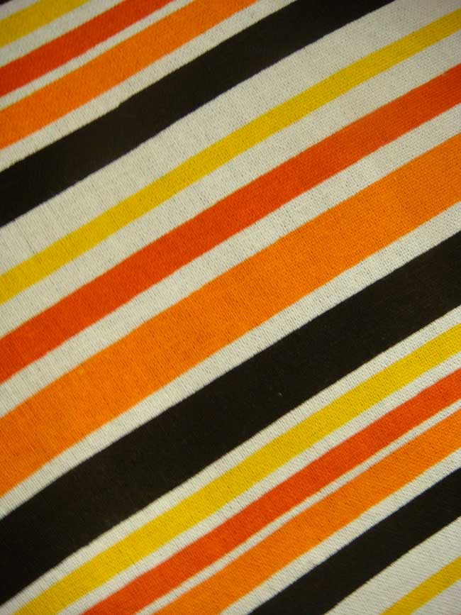 Striped Candy Corn Dishtowel, by Tag