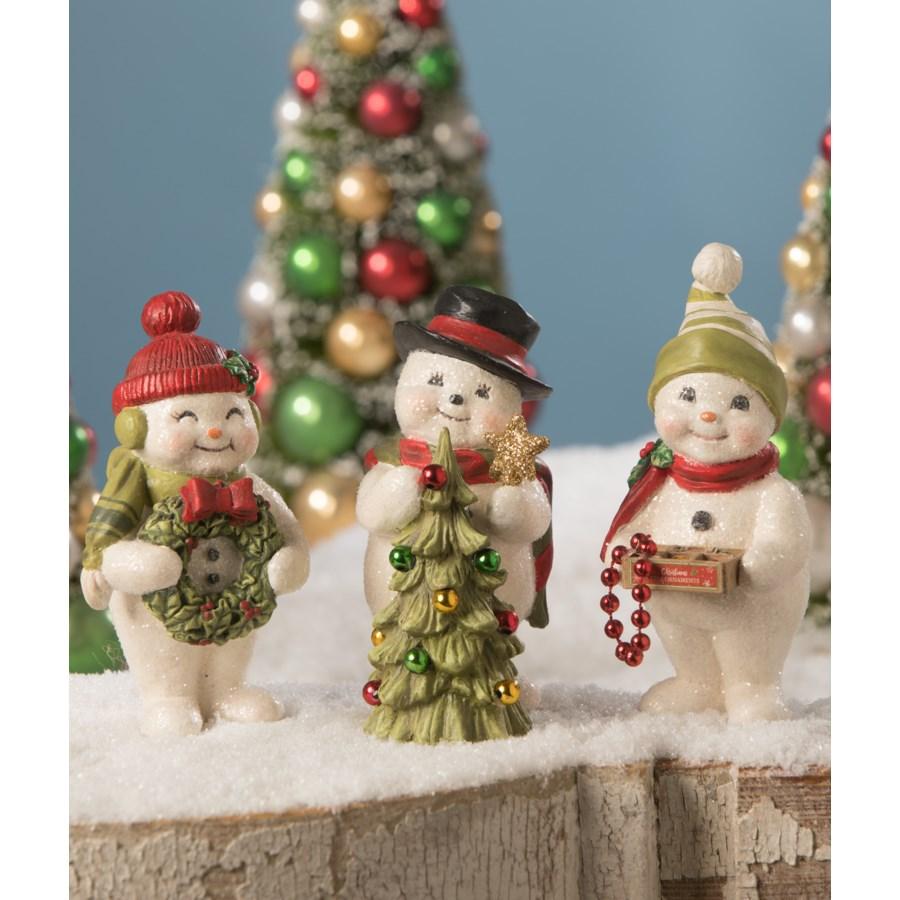 Bethany Lowe Snowmen