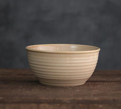 Sandstone Cereal Bowls (Set of 4)