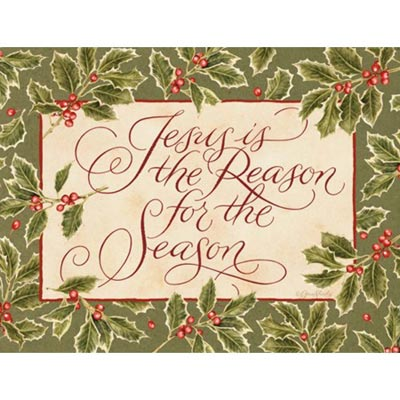 Reason for the Season Boxed Christmas Cards